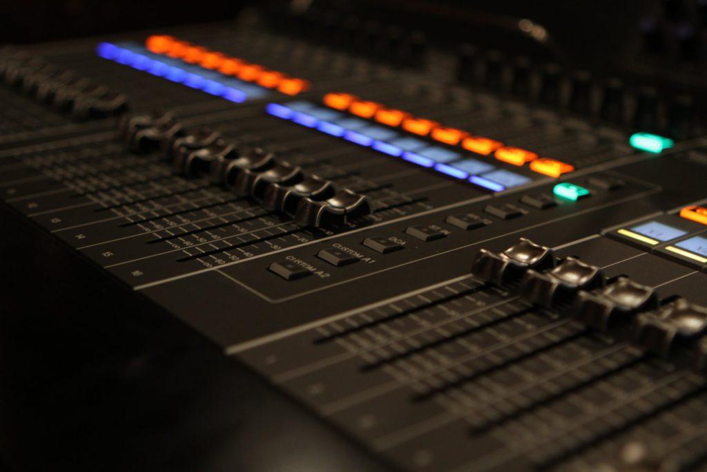 Компанія Елекор, звук, Yamaha CL5